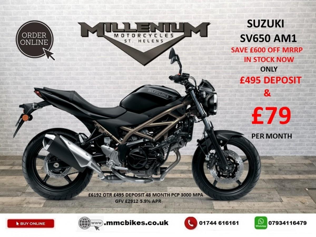 Buy Online Suzuki SV650