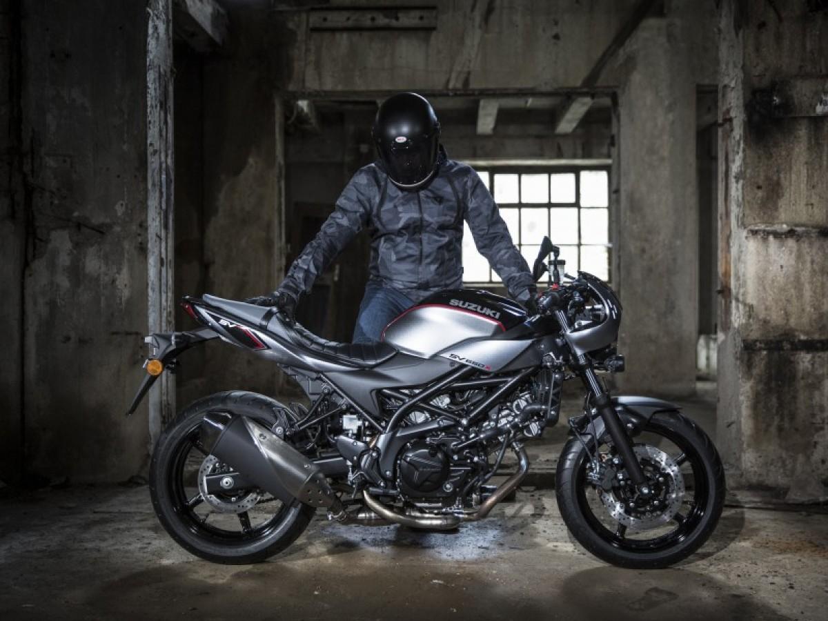 2019 Suzuki SV650X