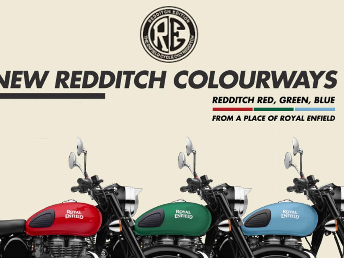 Royal Enfield Redditch Edition 2020