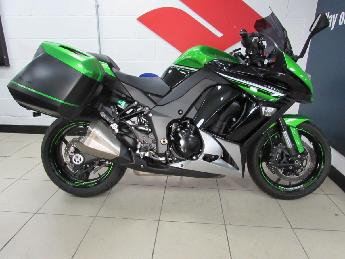 Buy Online Kawasaki ZX1000MGF ABS