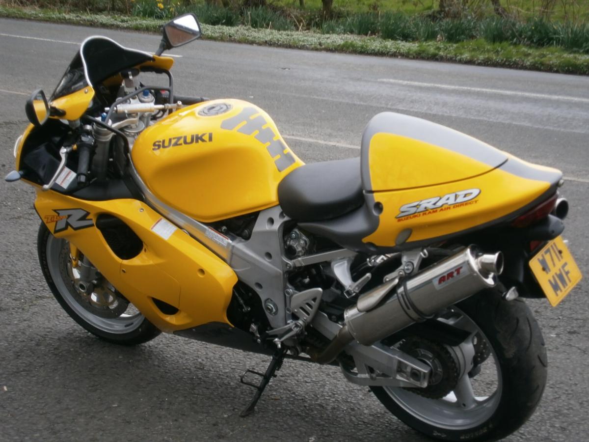 SUZUKI TL1000R 2000