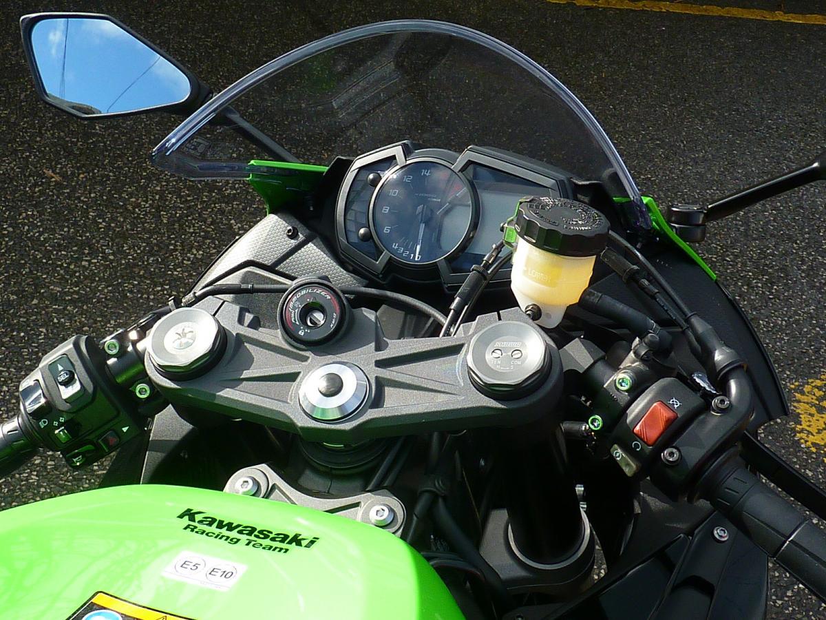 2020 Kawasaki Ninja ZX-6R 636 KRT