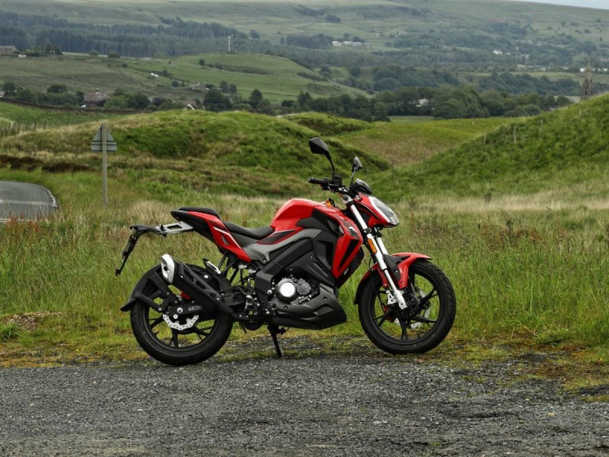 Keeway RKF 125cc EURO 5 2021