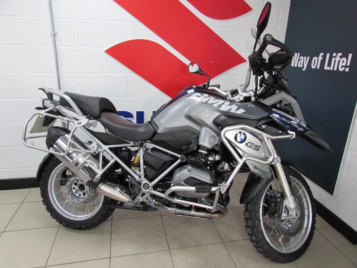 Buy Online BMW R 1200 GS