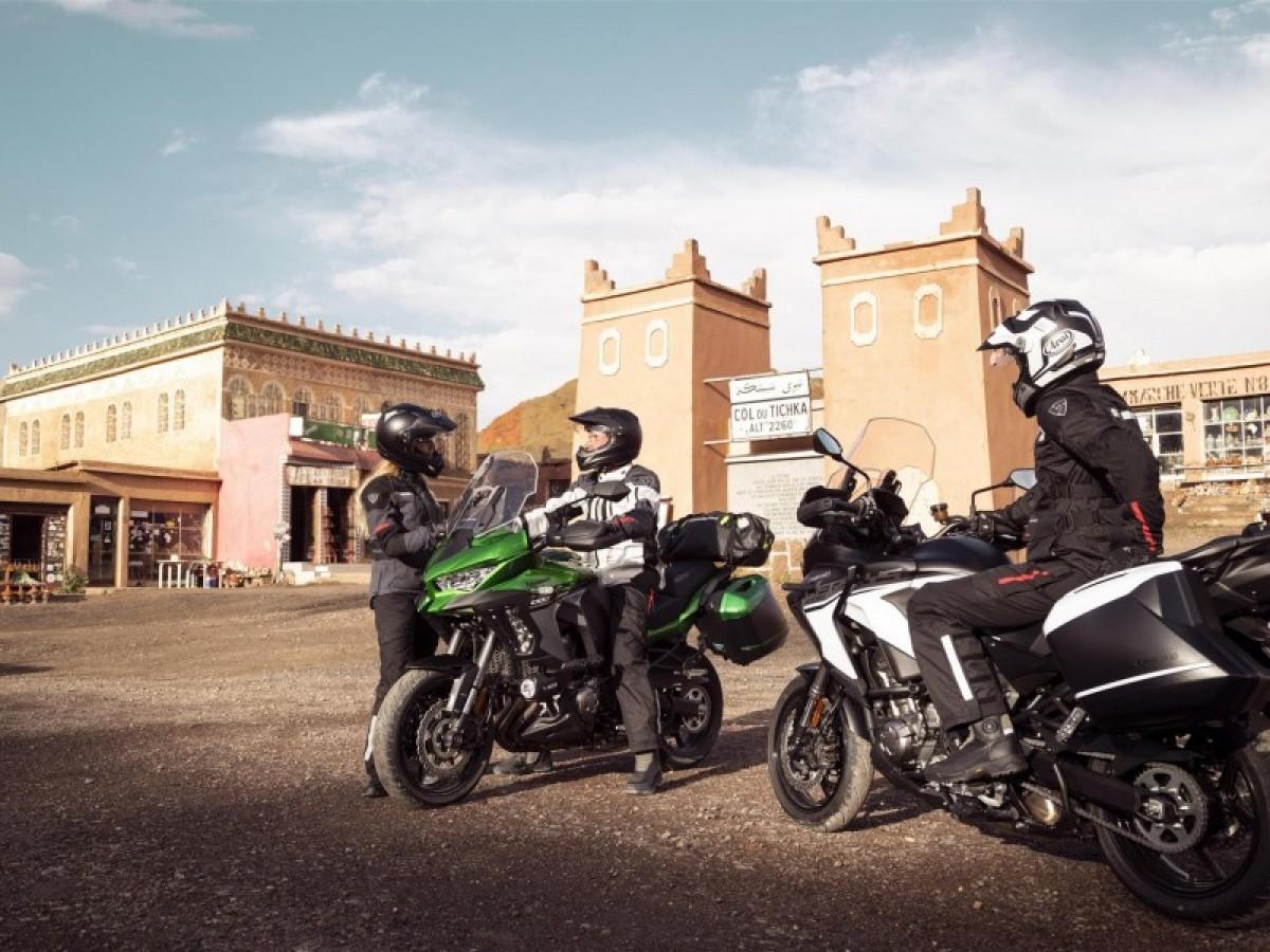 2020 Kawasaki Versys 1000 SE