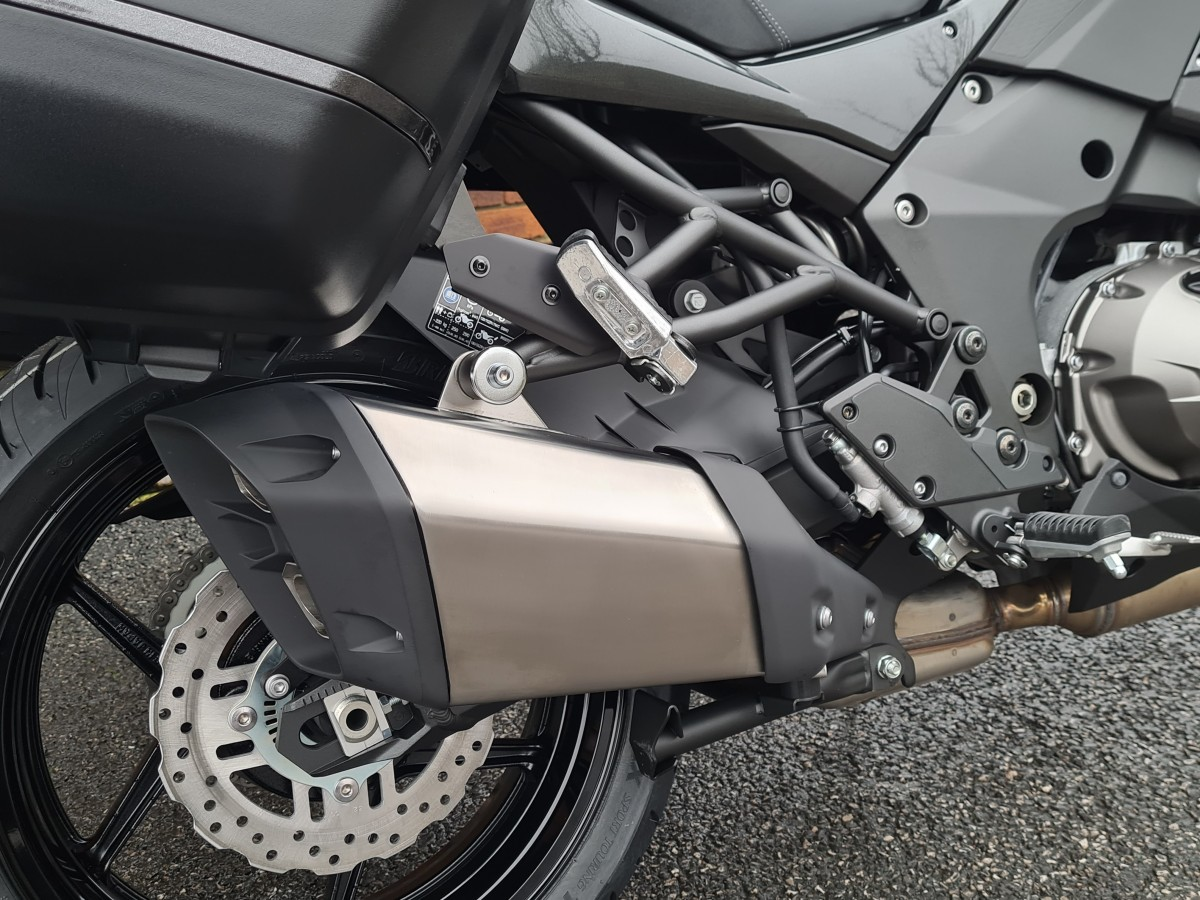 Kawasaki Versys 1000 SE Grand Tourer 2020