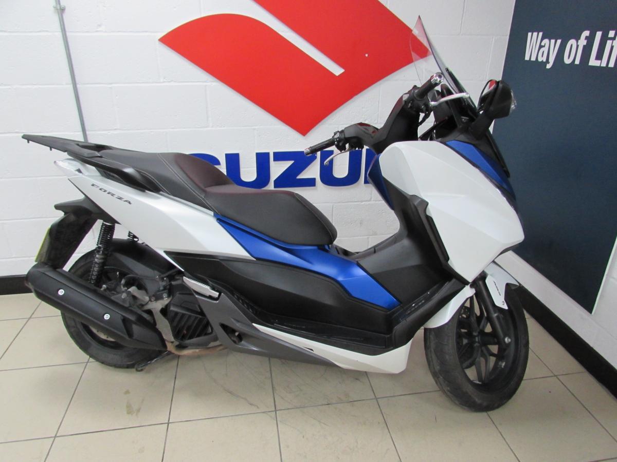 Buy Online Honda NSS 125 AD-F