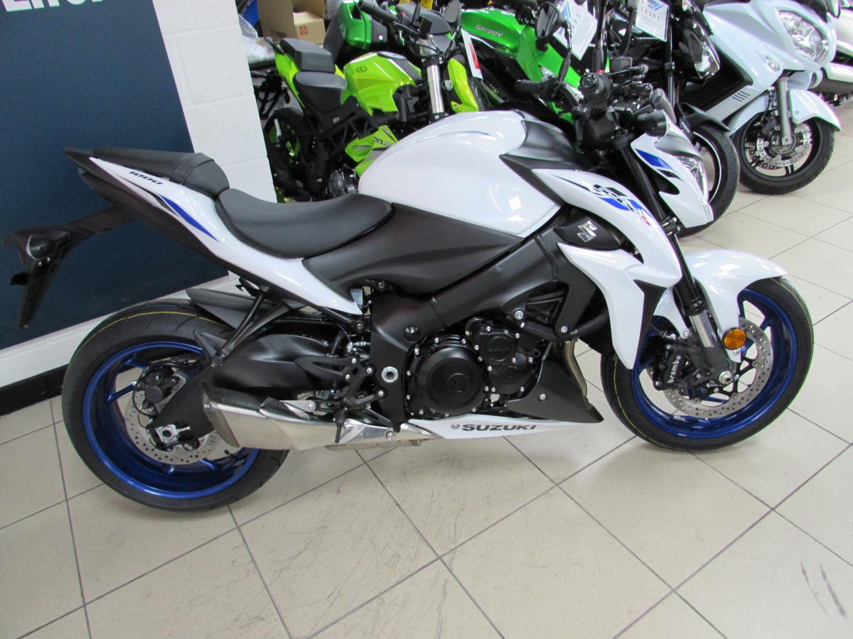 Buy Online Suzuki GSX-S1000YAL9 DEMO