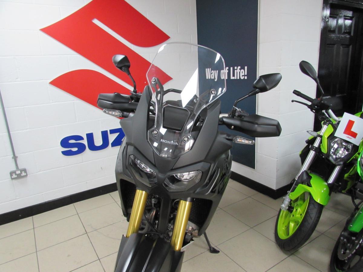 Honda CRF1000A-G 2017