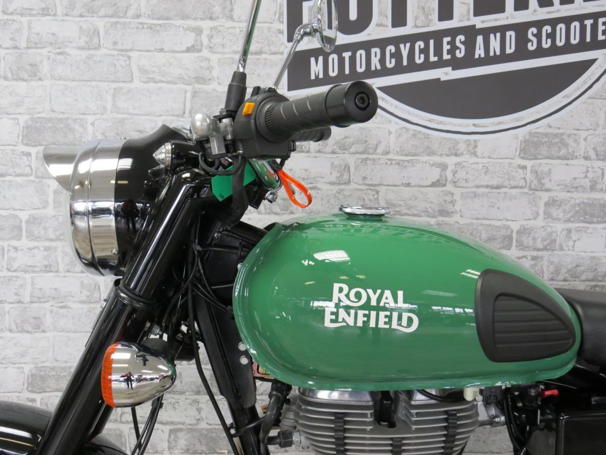 Royal Enfield Redditch Edition 2018