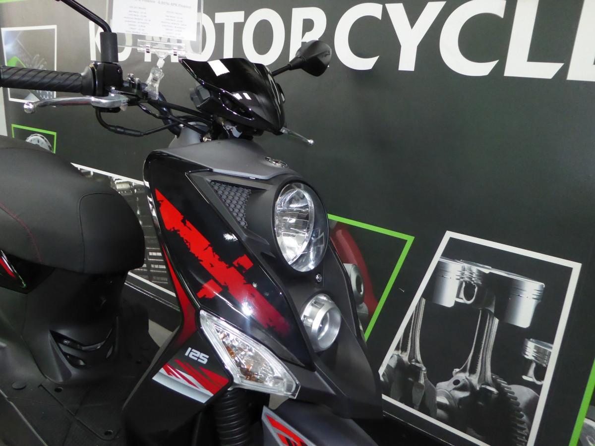 Sym Crox 125cc AC 2020