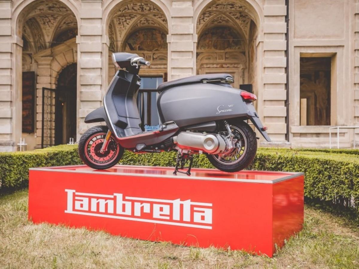 Lambretta V 125cc Special 2020