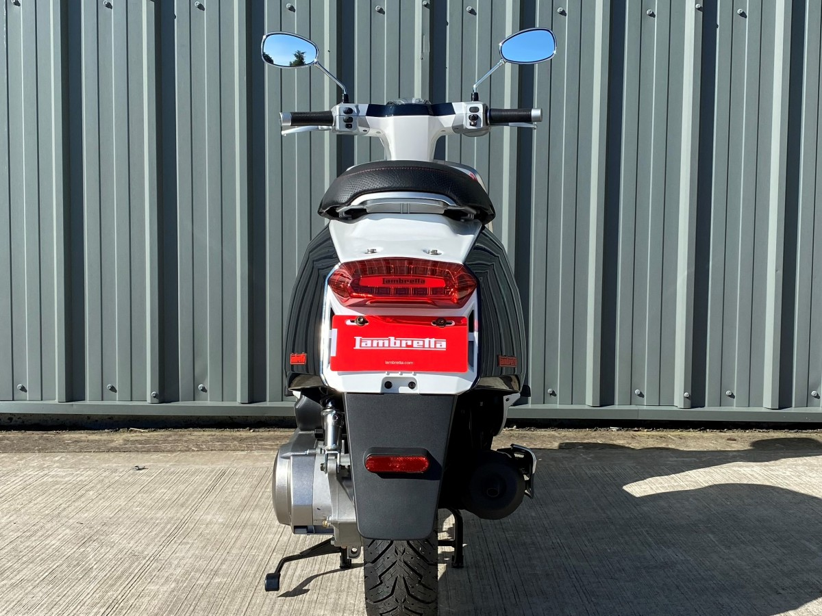 Lambretta V 200cc Special 2020