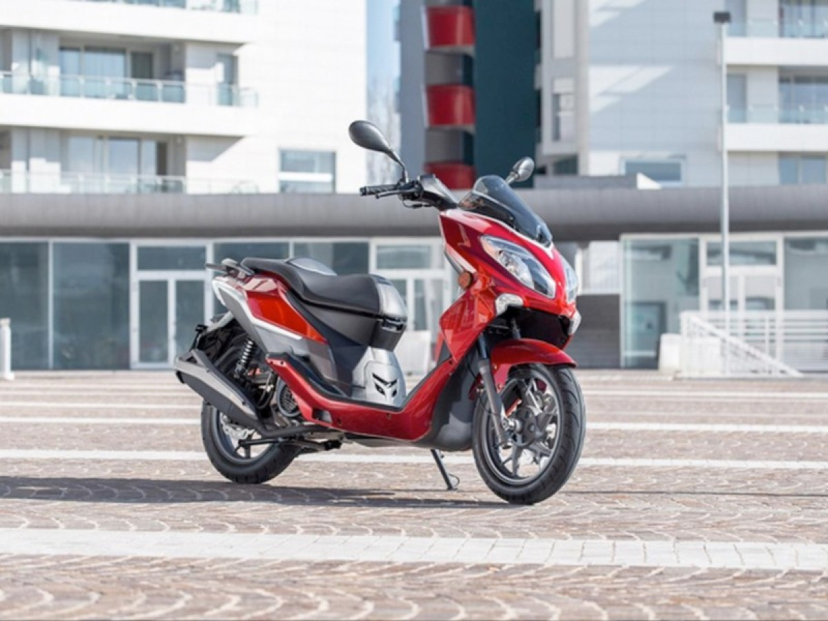 Keeway Cityblade 125cc 2020