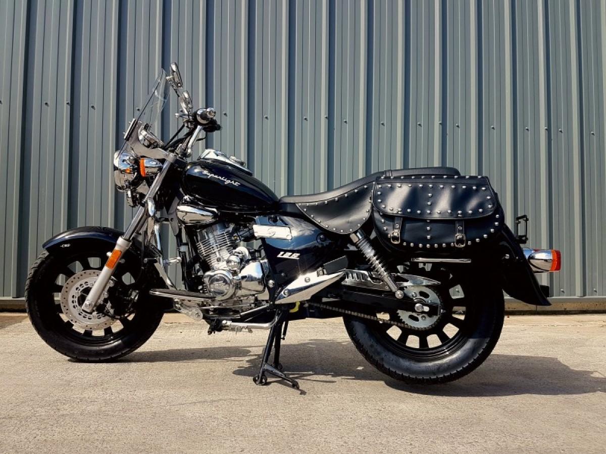 Keeway Superlight 125cc SE 2020