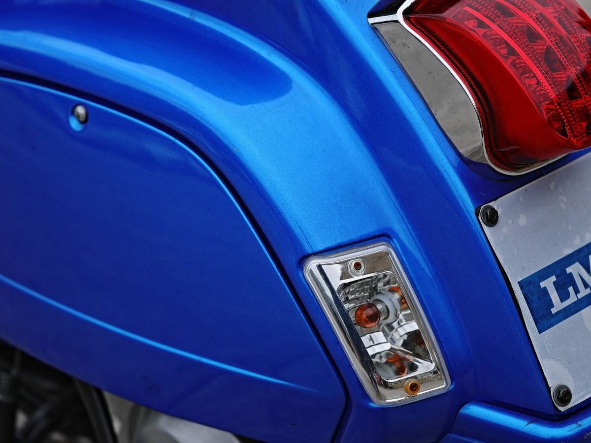 LML Star Lite 125cc Pre Reg PJ68 2018