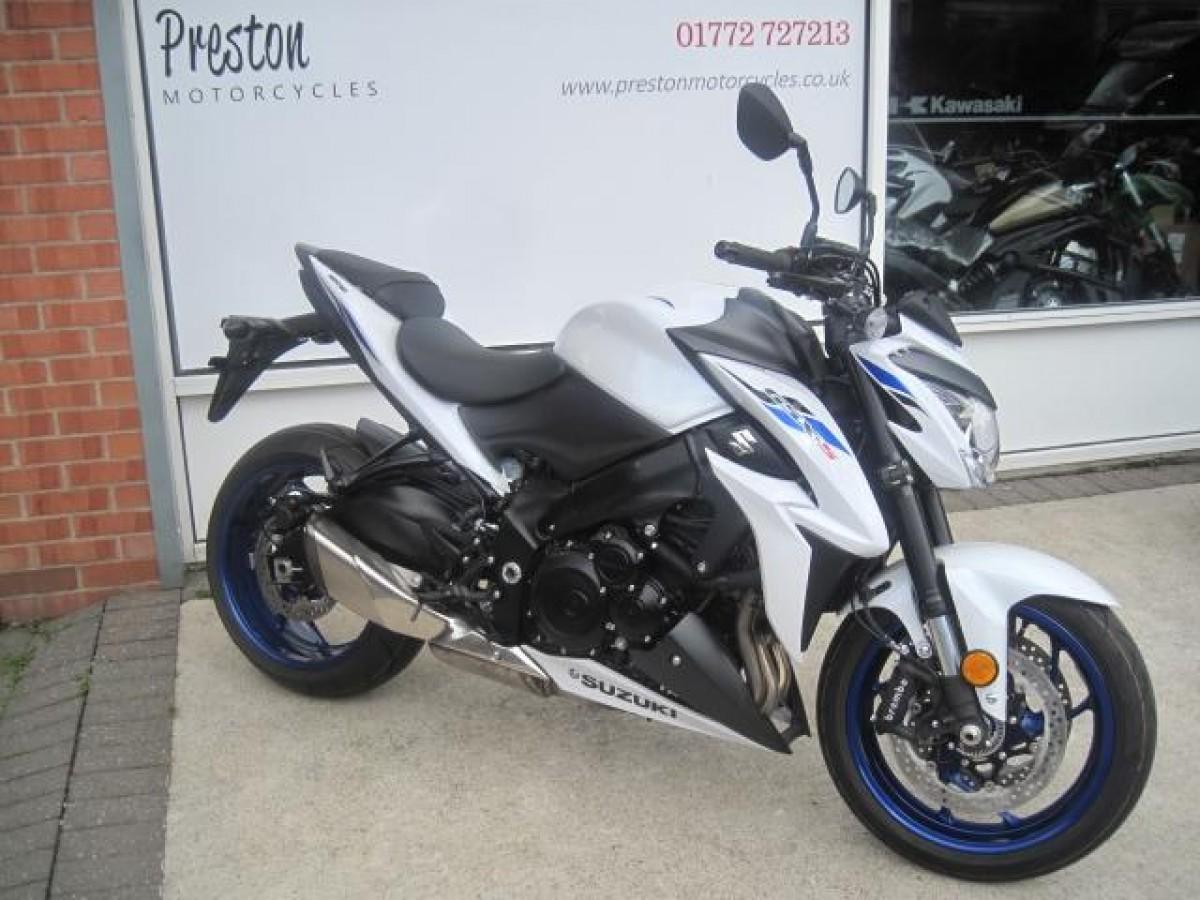 Buy Online Suzuki GSXS1000YAL9