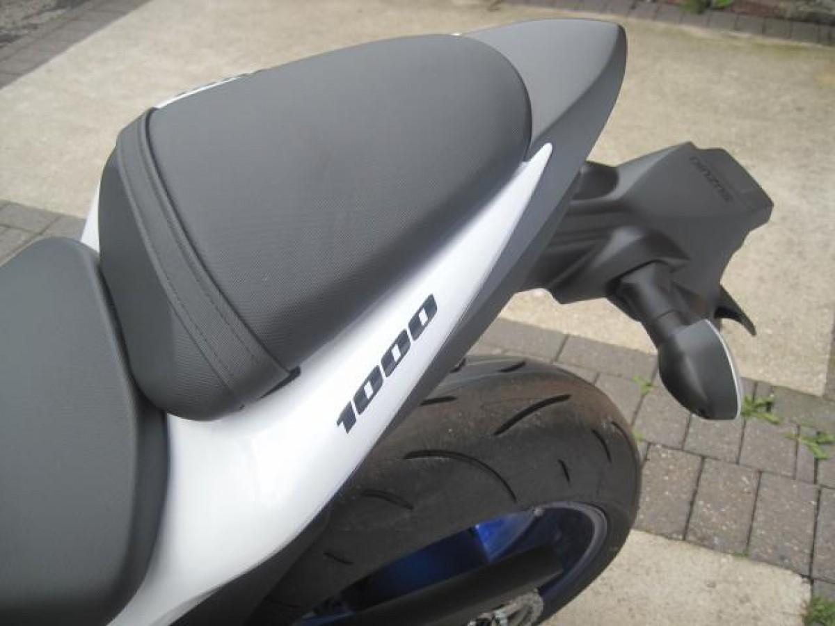 Suzuki GSXS1000YAL9 2019