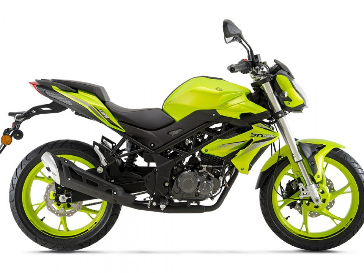 Benelli BN 125cc  SECURITY CHAIN WORTH £100 2021