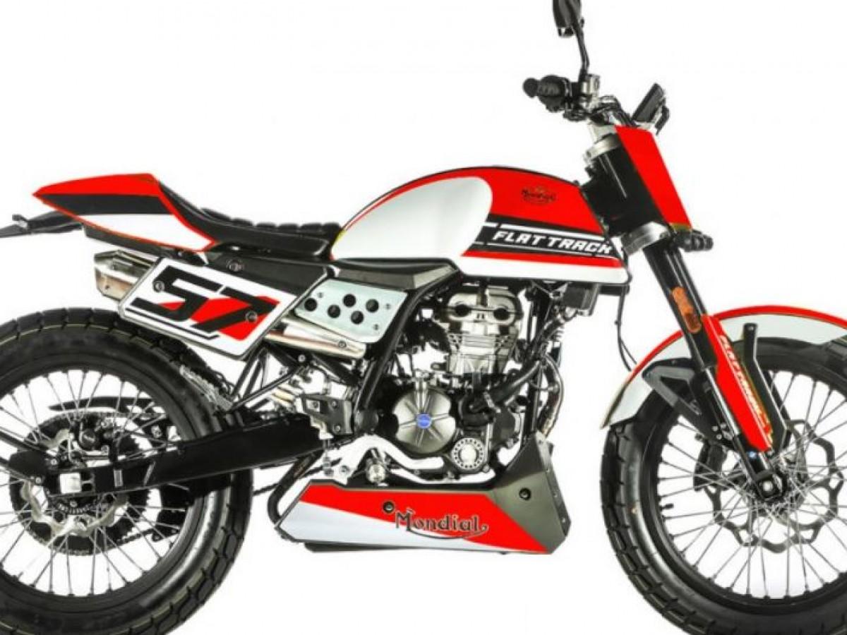 F.B Mondial Flat Track 125cc 2021