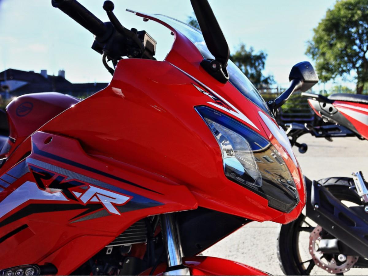Keeway RKR 125cc  FREE SECURITY CHAIN WORTH £100 2021