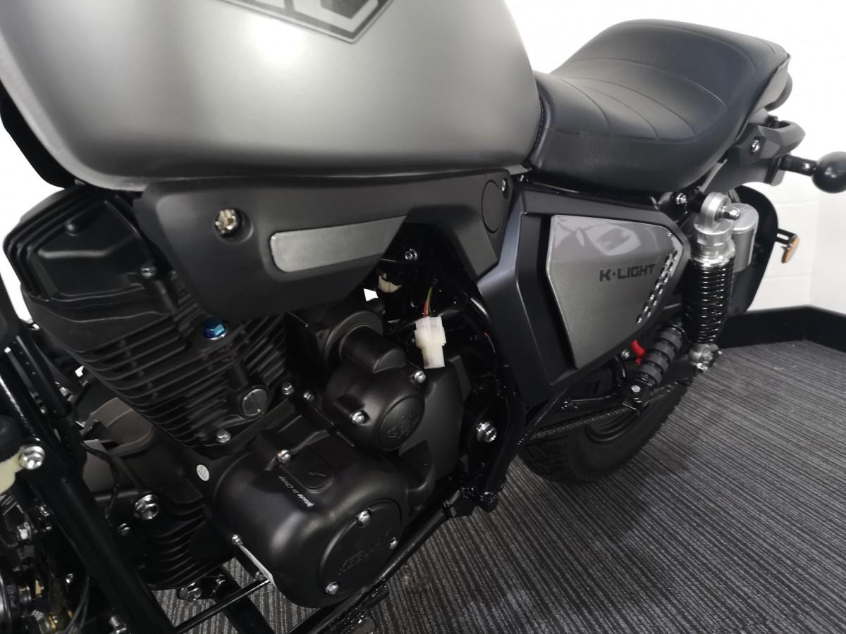Keeway K-Light 125cc FREE SECURITY CHAIN WORTH £100 2021