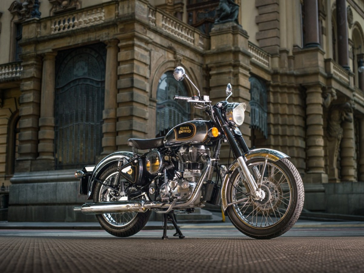 Royal Enfield Classic Chrome 2020