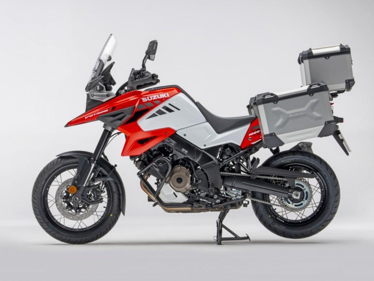 2020 Suzuki 2020 V-Strom 1050XT Tour Edition