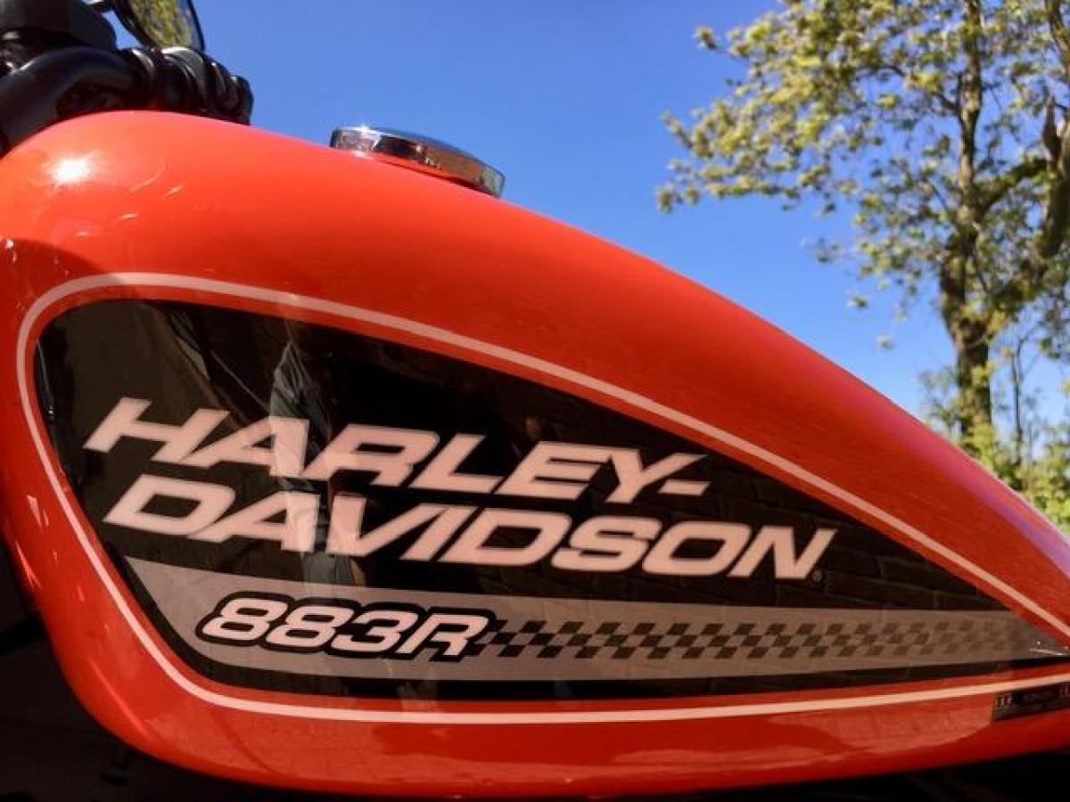 HARLEY DAVIDSON XL883R SPORTSTE 2008