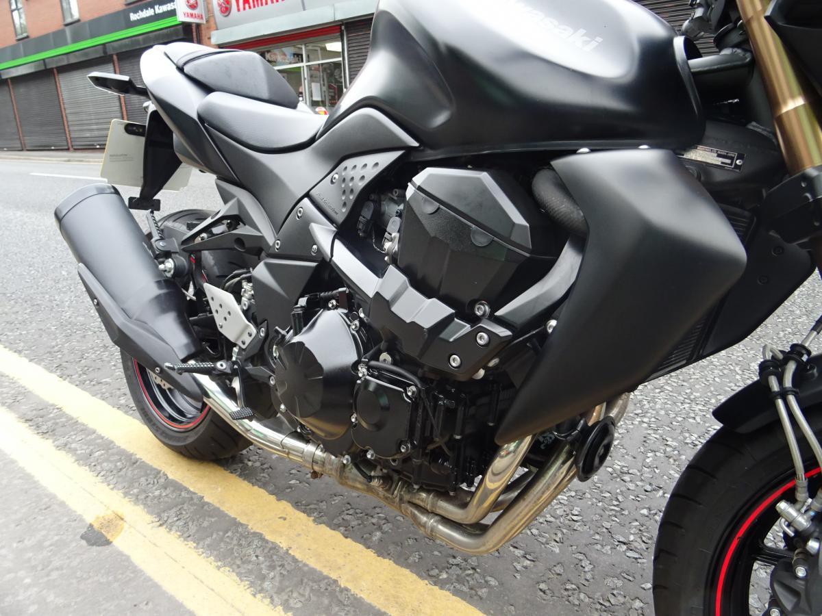 Kawasaki Z 750 R 2011