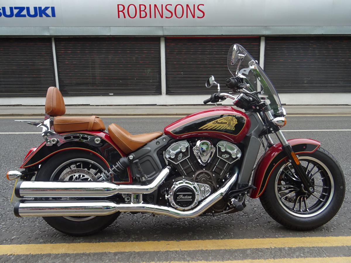 Buy Online INDIAN SCOUT INDIAN