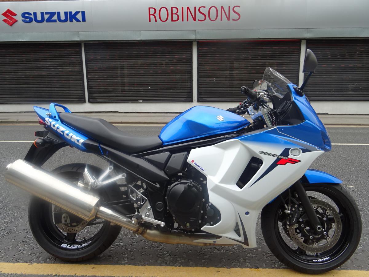 Buy Online SUZUKI GSX650F L2