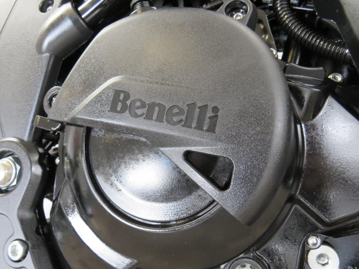 Benelli 502 CUSTOM 2019