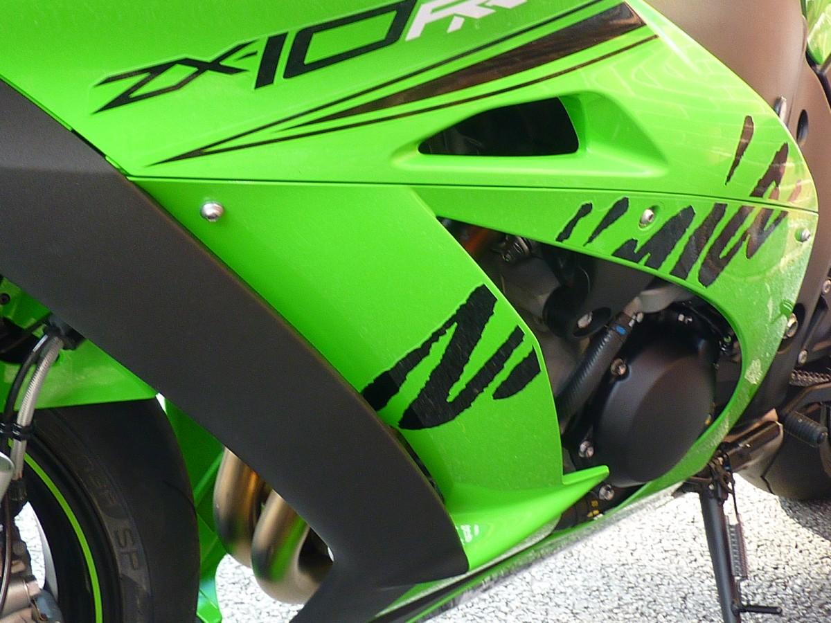 Kawasaki ZX-10RR  ZX1002GKF 2019