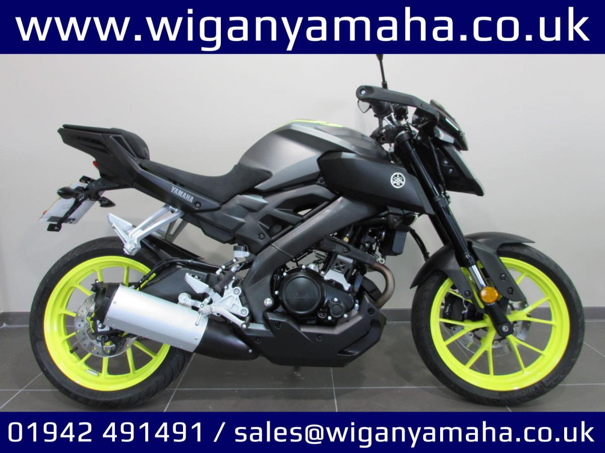 Buy Online Yamaha MT-125 ABS