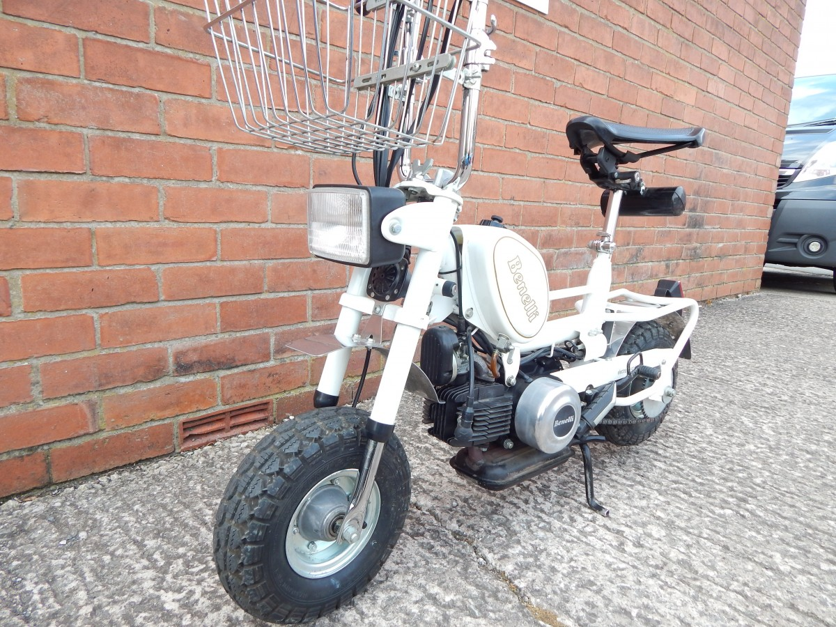 Benelli GM CITY 50CC 1992