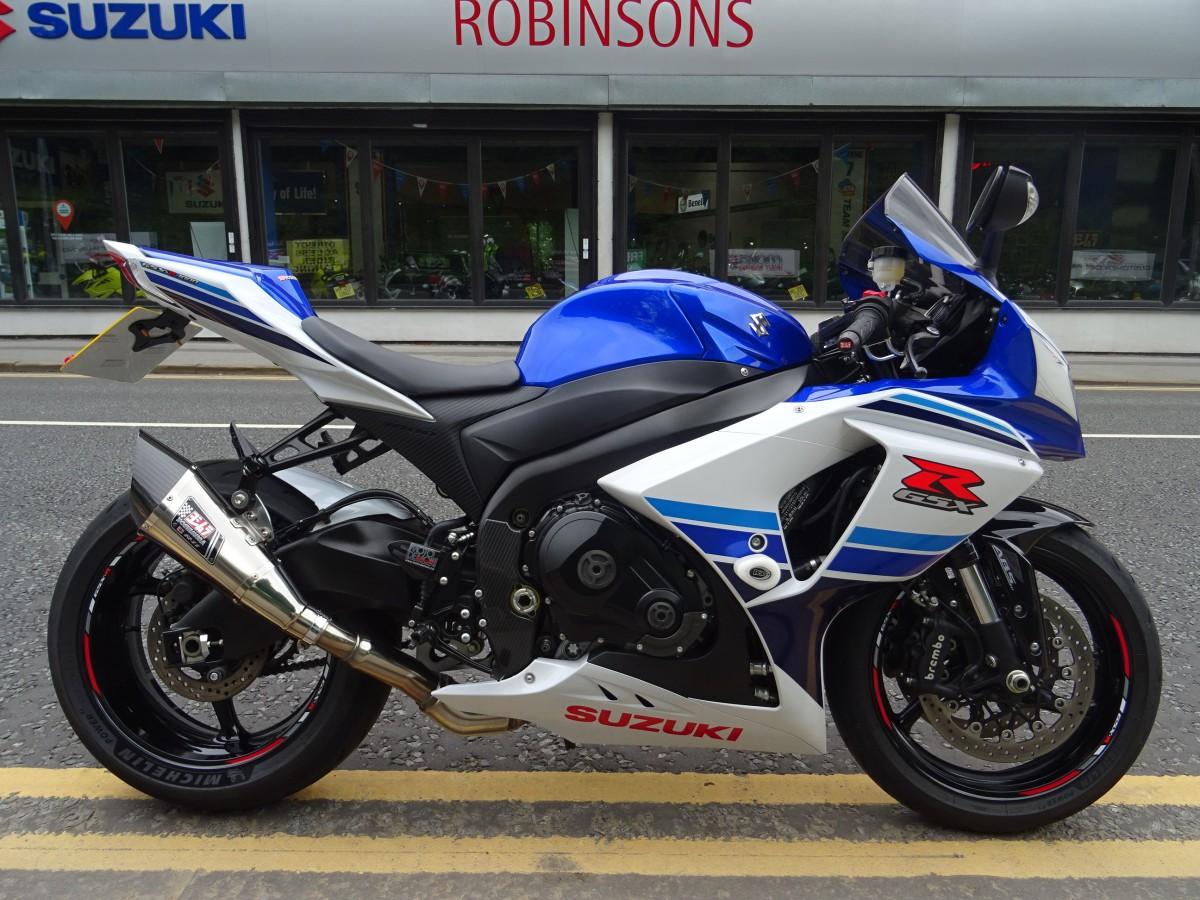 Buy Online SUZUKI GSXR 1000 AL6 ABS