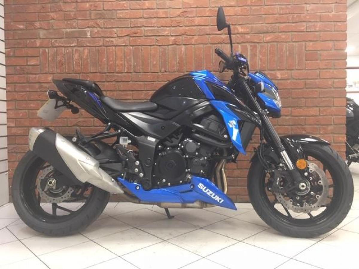 Buy Online SUZUKI GSX-S750AL8 ABS
