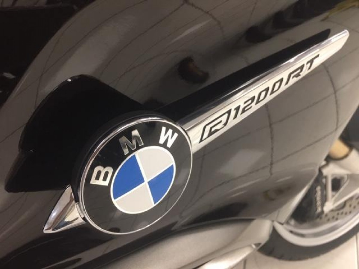 BMW BMW R1200RT 2015