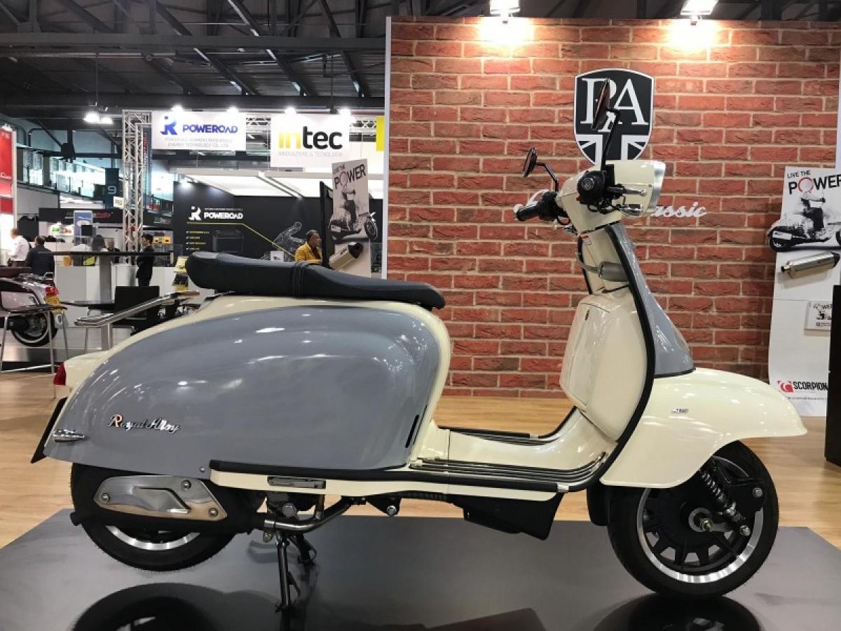 Royal Alloy TG 300cc S LC ABS 2021