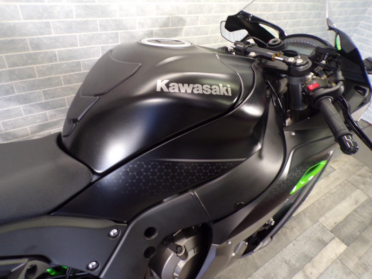 KAWASAKI ZX10 SE 2018