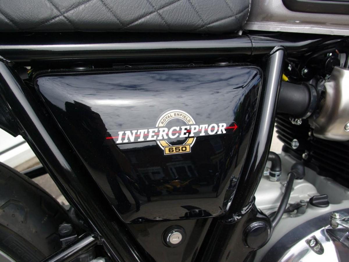 Royal Enfield INTERCEPTOR 650 2019