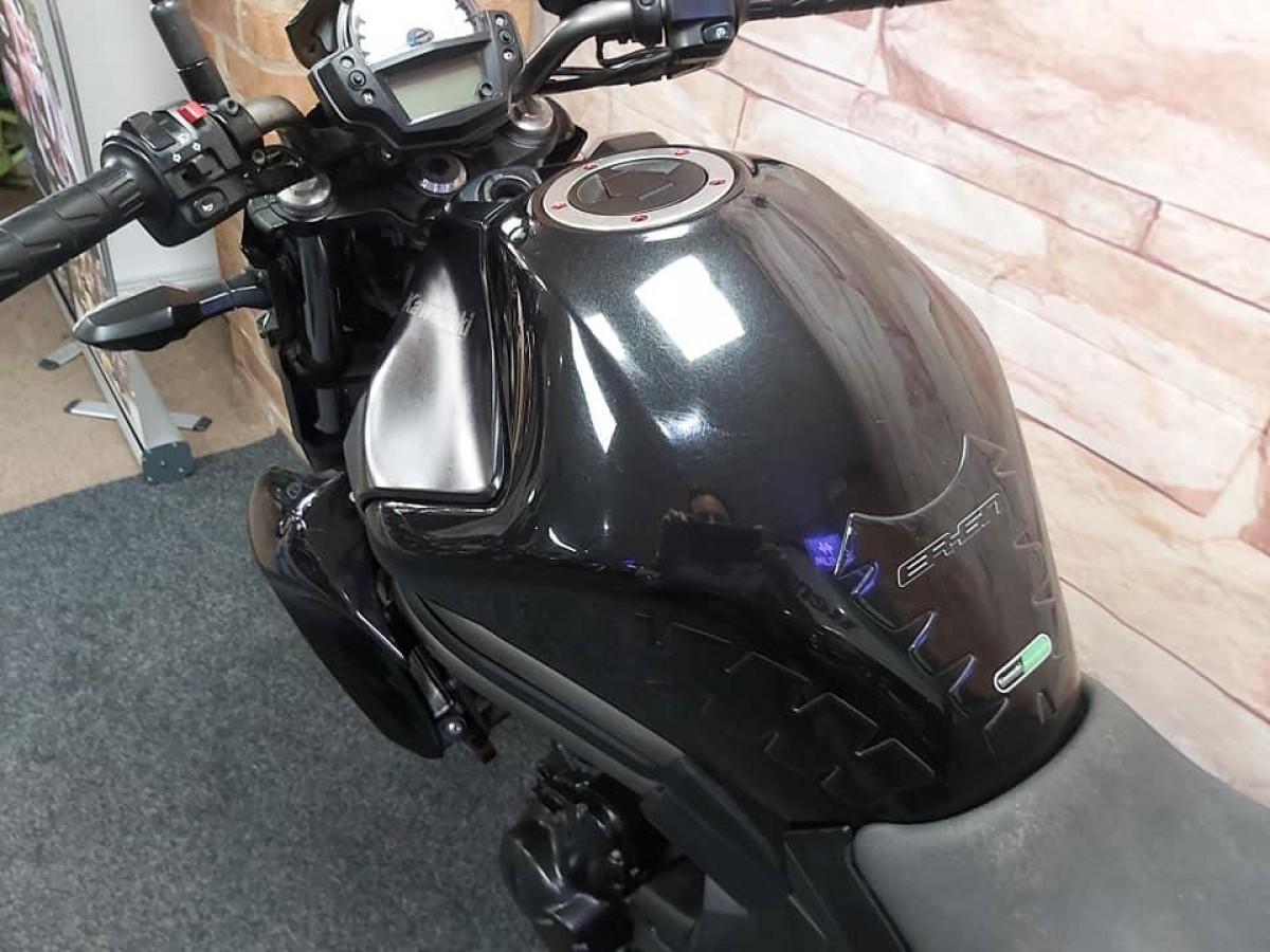 KAWASAKI ER650 ECF 2012