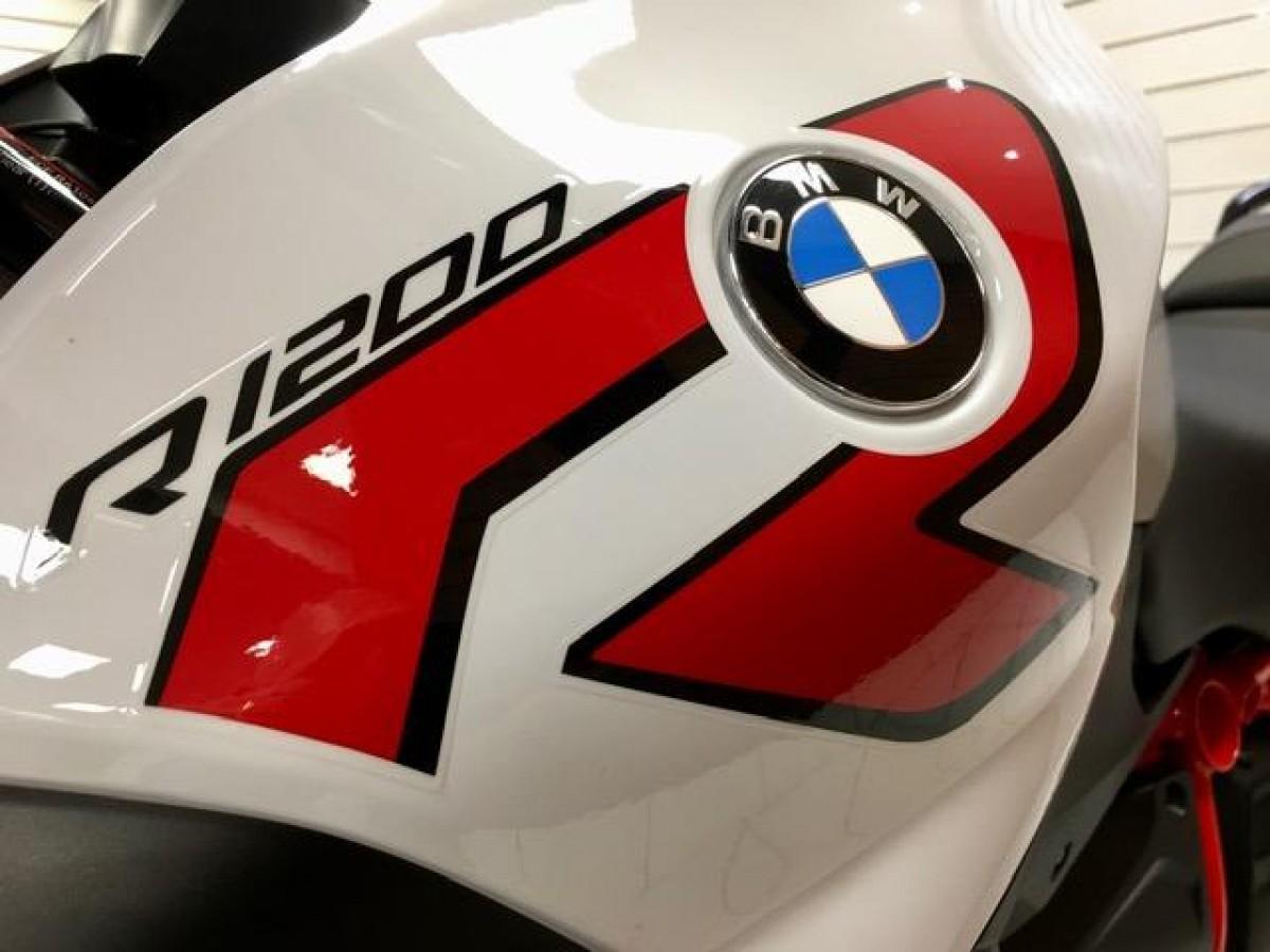 BMW R1200 R SPORT 2015