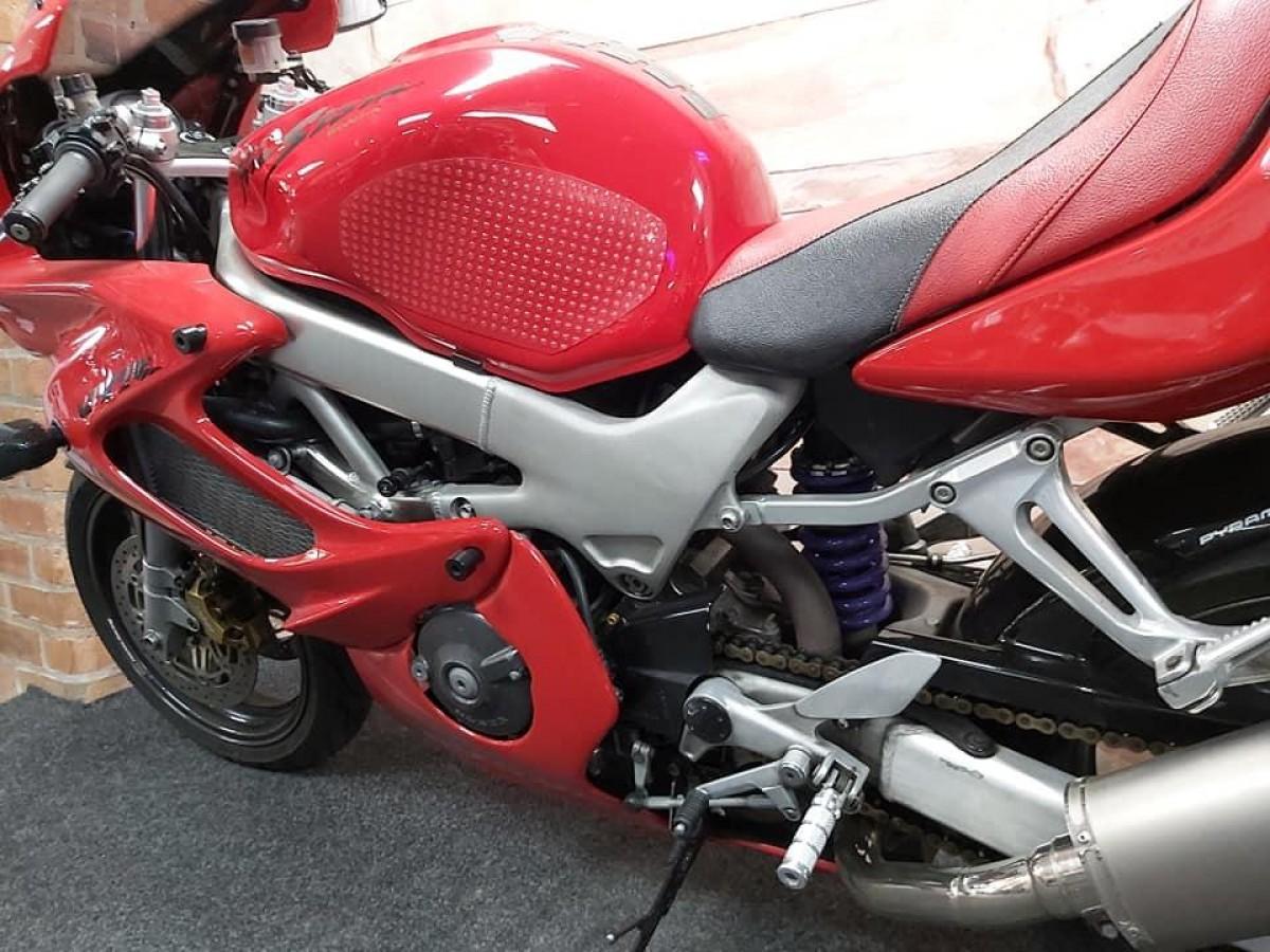 HONDA VTR1000 1997
