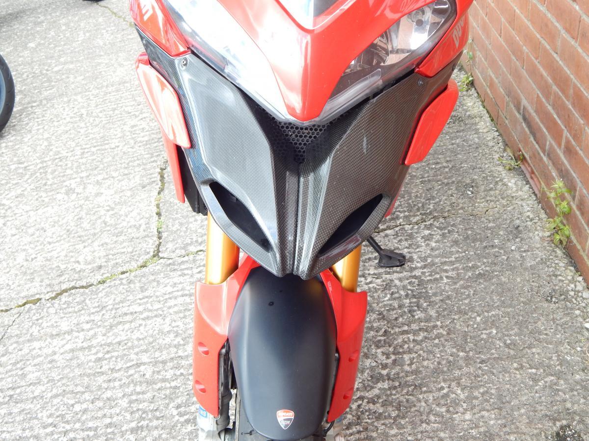 Ducati MULTISTRADA 1200S 2010
