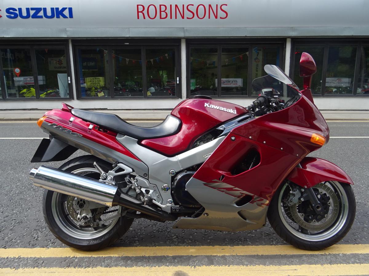 Buy Online Kawasaki ZX1100-D6