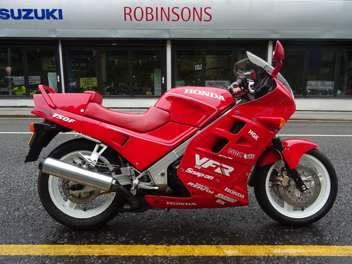 Buy Online Honda VFR750F-J