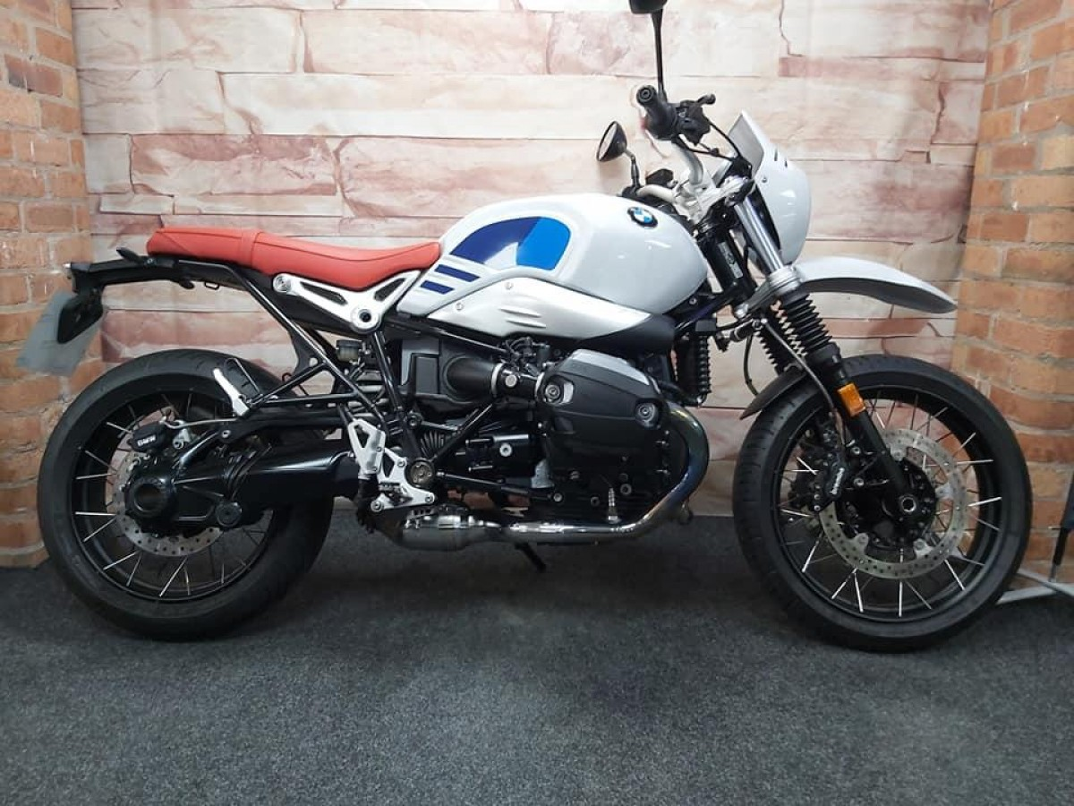 BMW R NINET URBAN GS 2018