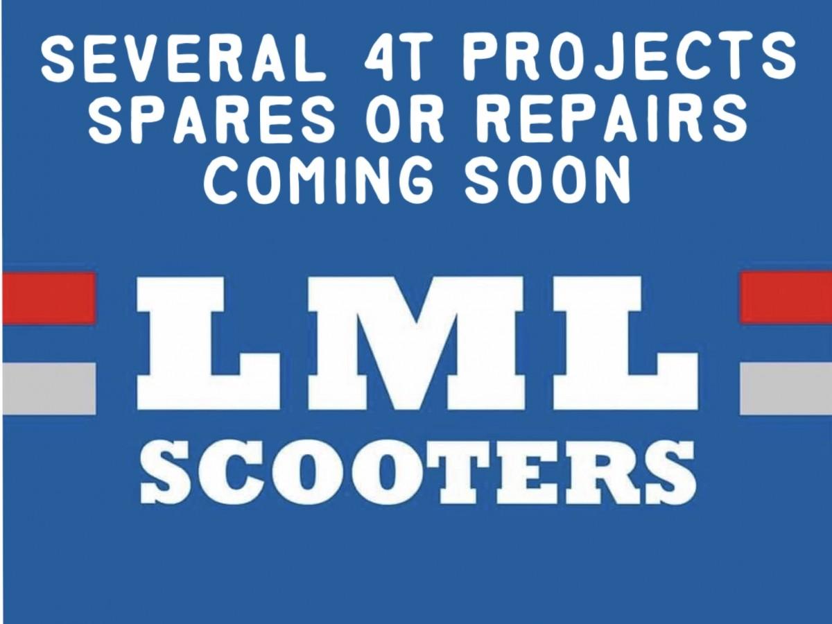 LML Star 125 4T project 2018